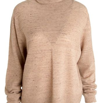 Rodebjer Fine Knit Turtleneck Sweater