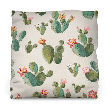 Insufferable Succulents Throw Pillow