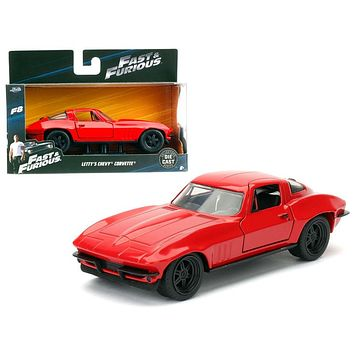 Letty's Chevrolet Corvette Fast&Furious F8 1:32 Diecast