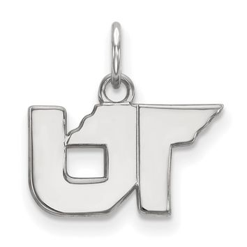 NCAA Sterling Silver U. of Tennessee XS Pendant Necklace