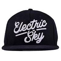 INTO THE AM Electric Sky Rave Snapback