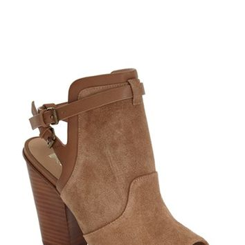 Women's Joe's 'Ghost' Open Toe Bootie,