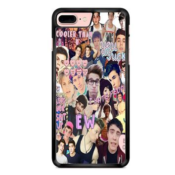 Youtuber Collage 2 iPhone 7 Plus Case