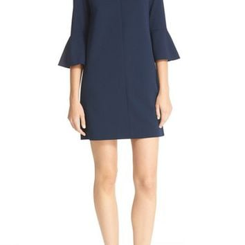 Tibi Bell Sleeve Dress | Nordstrom