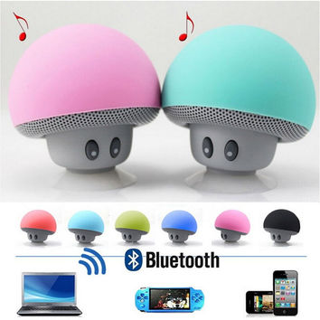 Mini Wireless Bluetooth Waterproof Speaker For Computer/All Smart Phones Hot Deal!