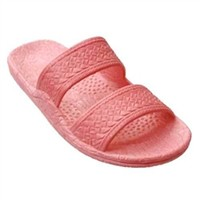 Pali Hawaii Women's PH 405 Pink Slide Sandal - ShopTheDocks.com