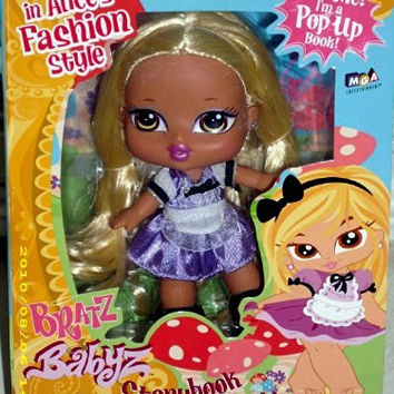 Bratz Babyz VINESSA in Alice's Fashion Style Storybook Collection Doll