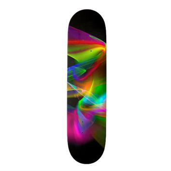 Fractal Art 20,6 Cm Skateboard Deck