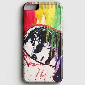 The Joker Paint Art iPhone 6 Plus/6S Plus Case