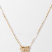 Urban Outfitters - Kiss Me Once Necklace