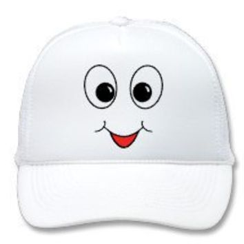 Funny Face Hats and Funny Face Trucker Hats