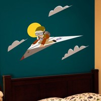 Surface Collective's Wall Tattoos / Wall Decals / Laptop Decals - Product - My Lil Aviatior