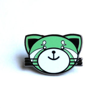 "The Weeknd ""Kiss Land"" Pin"