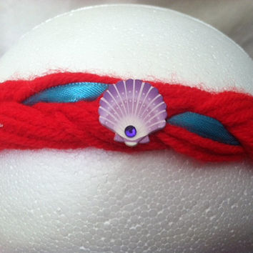 Ariel Headband, Little Mermaid Headband