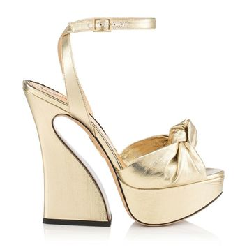 Charlotte Olympia Women's Designer Sandals | Charlotte Olympia - VREELAND