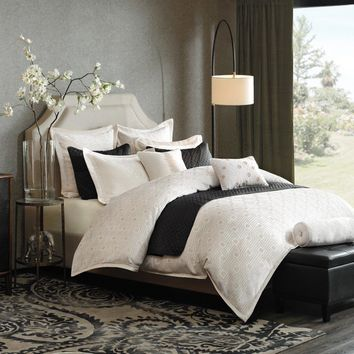 Pathways Polyester Jacquard 8 Pieces Comforter Set - Bedding | Hampton Hill
