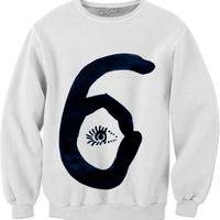 6 God Drake Sweater