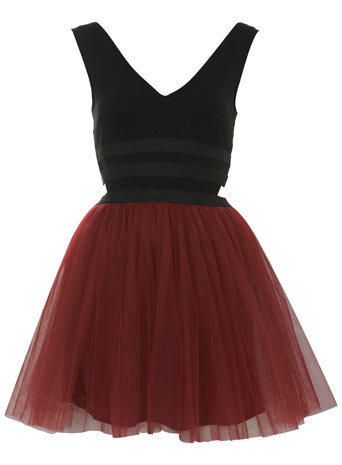 Petites Two Tone Prom Dress - View All  - New In  - Miss Selfridge US