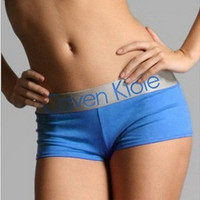 Free shippng Brand Modal Sexy Underwear Women boxer shorts Lingerie Calcinhas Panties For girl Bragas Female Underpants pants