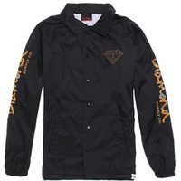 Diamond Supply Co Low Life Coach's Jacket at PacSun.com