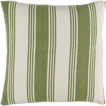 Anchor Bay Throw Pillow Green, Neutral