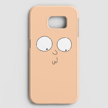 Rick And Morty Pokemon Samsung Galaxy S7 Case
