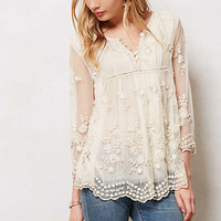 Anthropologie - Elora Peasant Top