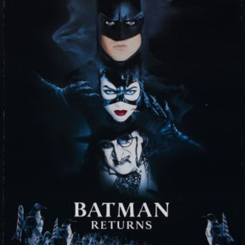 batman returns Mini Poster 11inx17in poster