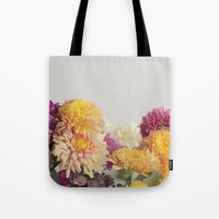 Mums the Word Tote Bag by allisone