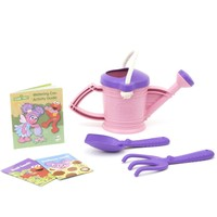 Green Toys Abby Cadabby Watering Can Activity Set