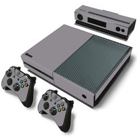Silver Basic Colors Skin - Xbox One Protector
