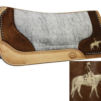 Pleasure horse saddle pad