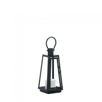 Small Black Exploration Lantern