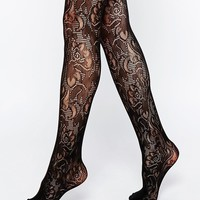 Jonathan Aston Tribute Over The Knee Tights at asos.com