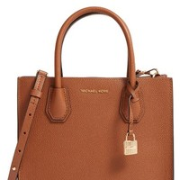 MICHAEL Michael Kors 'Medium Mercer' Leather Tote | Nordstrom