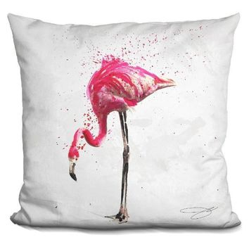 Flamingo Ii Pillow