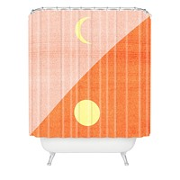 Nick Nelson Last Days Of Summer Shower Curtain