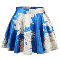 Game of Thrones Map Skirt
