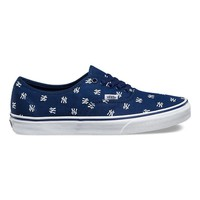 VANS MLB AUTHENTIC NEW YORK YANKEES