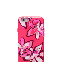 tiger lily iphone 6 case