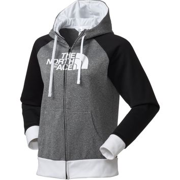 The North Face Women's Fave Peak Dome Full Zip Fleece Hoodie - Dick's Sporting Goods