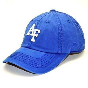 Licensed Air Force Falcons NCAA Adult Adjustable Cotton Crew Hat Cap AF TOW KO_19_1