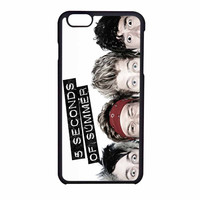 5 Seconds Of Summer Cute Head Design iPhone 6 Case