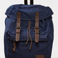 AEO Men's Canvas Backpack (Navy)