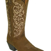 Twisted X Western Scroll Embroidered Cowgirl Boots - Snip Toe - Sheplers