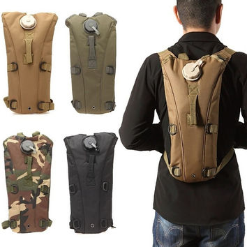 3L Hydration Pack Tactical Water Bag Backpack