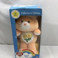 Care Bears 20th Anniversary Collectors Edition Friend Bear NEW IN BOX