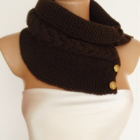 womens Mens neckwarmer cowl scarf valentines day by smilingpoet