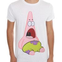 SpongeBob SquarePants Surprised Patrick T-Shirt