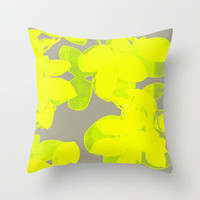 Joy  Throw Pillow by Garima Dhawan | Society6